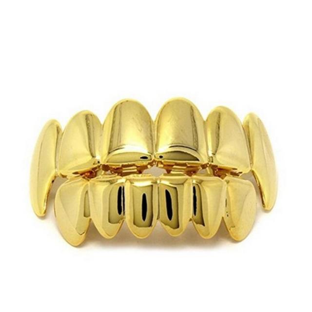 دندان طلا