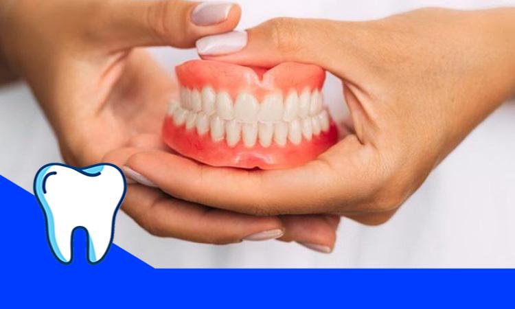 از بریج های باند شوند باری پر کردن جای خالی دندان ها استفاده می شود